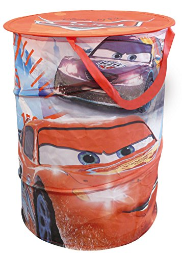 FUN HOUSE - 712401 - Cars - Panier - Pop Up - Ice Racing