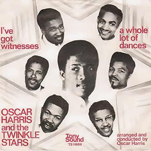 Oscar Harris, Oscar Harris & The Twinkle Stars & The Twinkle Stars