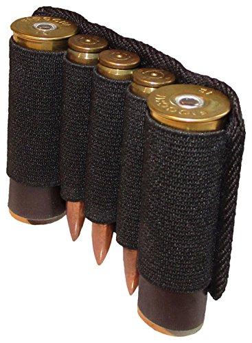 Niggeloh, Einsatz Lose 3 große Kugel und 2 Schrot, für Das Etui Light, 1711 00006 Inserción 3 Balas + 2 Cartuchos, Unisex, marrón, Universal