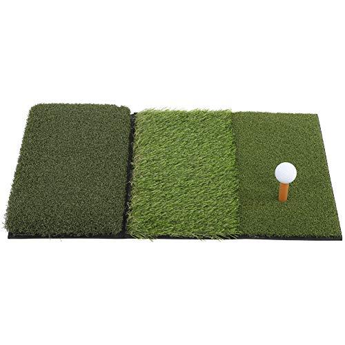 RiToEasysports 3‑Turf Golf Putting Green Indoor
