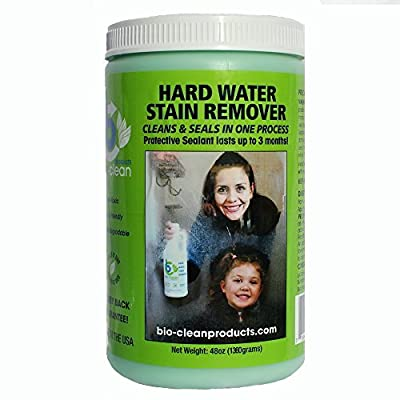 Bio-Clean Products Hard Water Stain Remover (3-48oz)