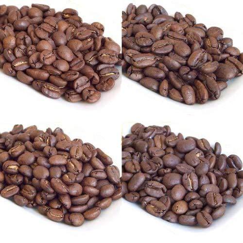 珈琲豆ミックスセット(焙煎)[100×4/合計400g] (豆の状態のまま)