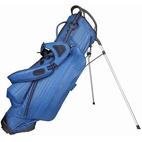 OUUL Python Super Light Stand Bag, Navy/Dark Navy/Blue