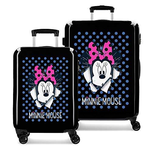 Disney (DIYL9) Minnie Sunny Day Infantil,  Blau (Azul)
