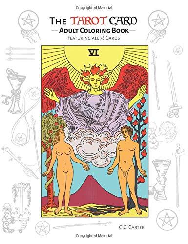 the tarot colouring book