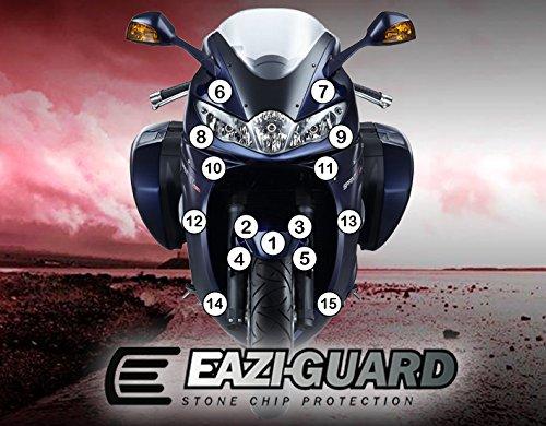 eazi-guardtm piedra chip Protección Tri Sprint GT 2010 – 2015
