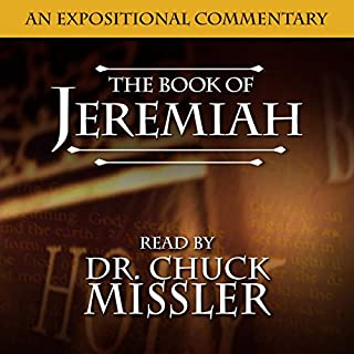 The Book of Jeremiah: A Commentary audiobook cover art