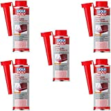 Set of 5 250ml Liqui Moly Diesel Particulate Filter / DPF Protector