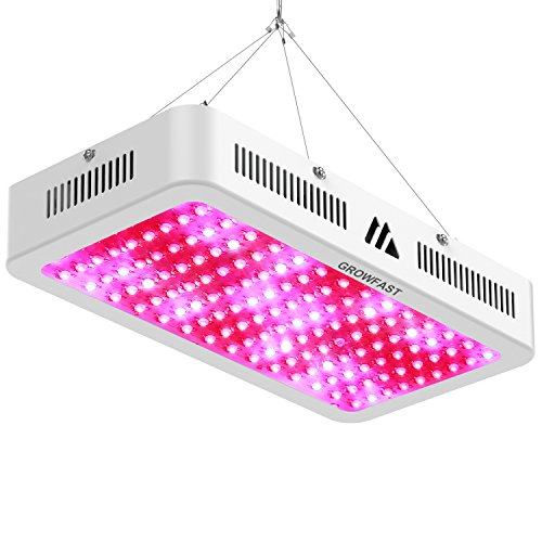 LED Grow Light, 1500W Double Chips Full Spectrum Indoor Plant Grow Lights Kit for Greenhouse and Medicinal Plants Growth Indoor Veg and Flower Growing (10W Leds 150 pcs)
