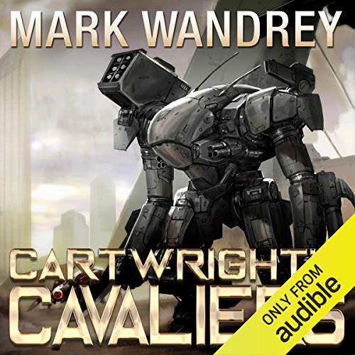 Cartwright's Cavaliers audiobook cover art