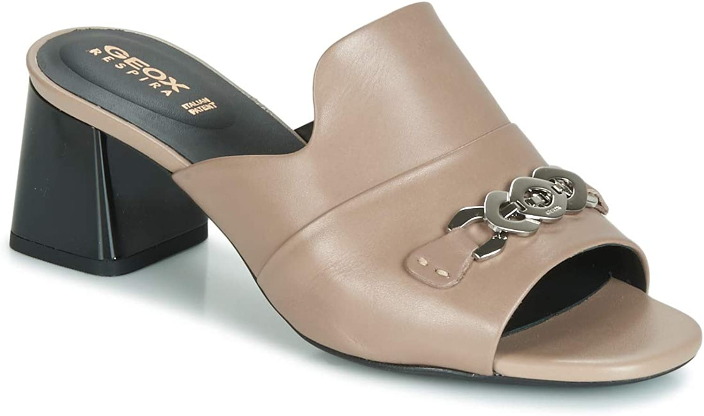 Geox Damen D Seyla Seyla Sandal Mid C Pantoletten  Designer online