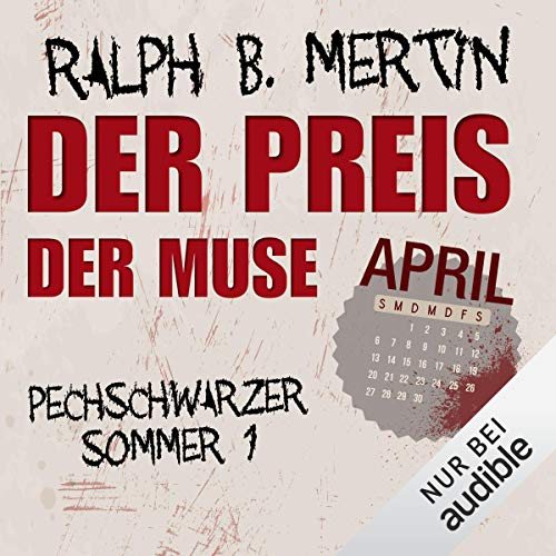 Couverture de Der Preis der Muse - April
