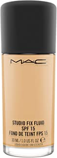 MAC Studio Fix Fluid Foundation SPF 15, NC30