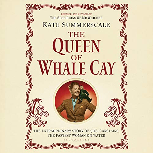 The Queen of Whale Cay cover art