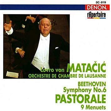 Beethoven: Symphony No. 6 & 9 Menuets from 12 Menuets