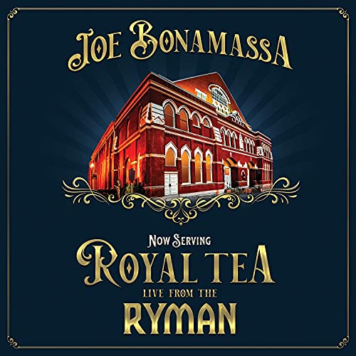 Joe Bonamassa: Now Serving: Royal Tea: Live From The Ryman (Audio CD)