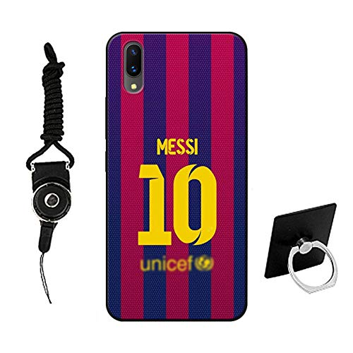 QGGESY Estuche Ultrafino Anti-caída para teléfono móvil/Cubierta Protectora (Leo Messi),Adecuada para la Serie iPhone12 Mini,iphone12/12pro,iphone12 Pro MAX,color11,iphone12/12pro