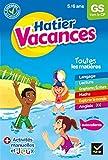 Cahier de vacances 2020 de la Grande section vers le CP 5/6 ans