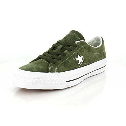 6c07a1b83345 Converse Mens Suede Low Top Casual Shoes