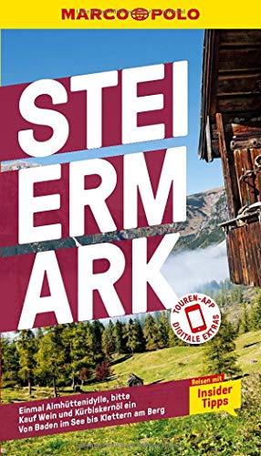 MARCO POLO Reiseführer Steiermark: Reisen mit Insider-Tipps. Inklusive kostenloser Touren-App