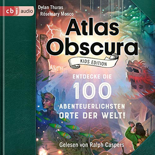 Atlas Obscura Kids Edition cover art
