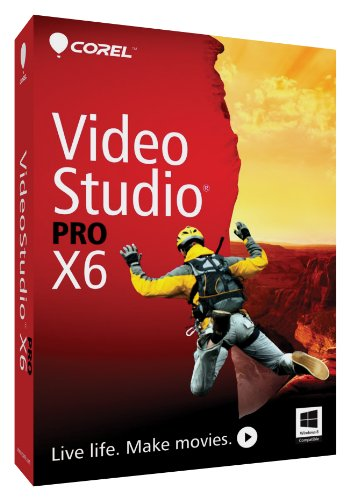 Corel VideoStudio Pro X6 (englisch)