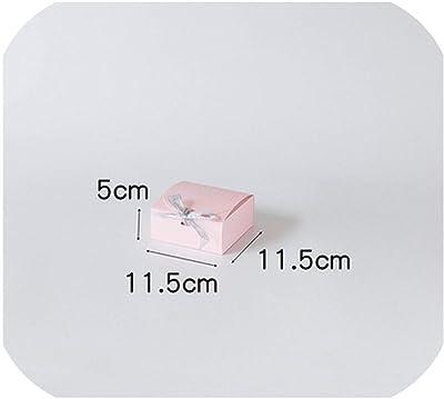 UNIQUE SOLO SHOP - 1 Caja de Regalo Creativa de mármol Simple para ...