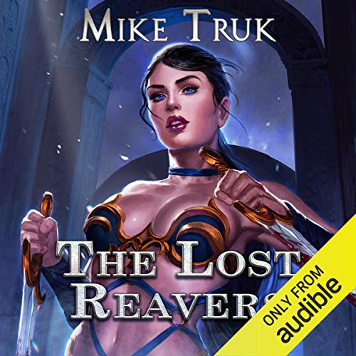 The Lost Reavers audiobook cover art