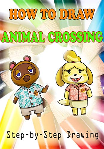 How To Draw Animal Crossing Easy Step By Step Drawing