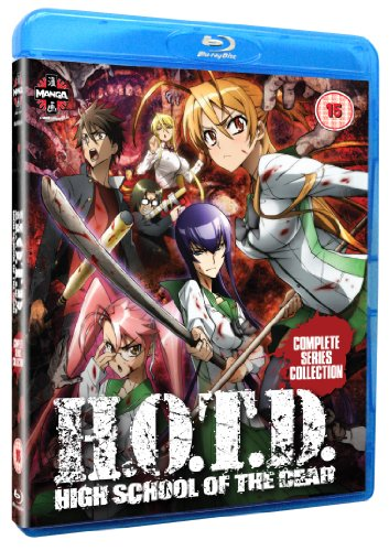 High School of The Dead [Blu-Ray] [Import]