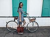 Gusti Umhängetasche Leder - Phoebe Shopper Ledertasche Handtasche Braun - 5