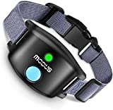 Anti Pulling Collar - Dog Training Collar, Electric Dog Harnesses, Shock Collar for Dogs, Bark Collar, 2 Training Modes, Adjustable Levels & Sensitivity, Water Resistance, Fit All Dog, Avoid Accident