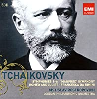 Symphonies 1-6 / Manfred Symphony / Romeo & Juliet