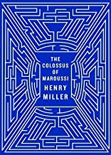 The Colossus of Maroussi[COLOSSUS OF MAROUSSI 2/E][Paperback]