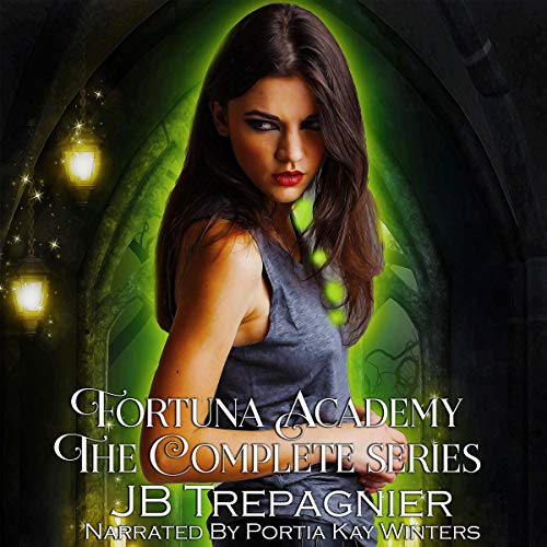 Fortuna Academy Box Set Books 1-4 Titelbild