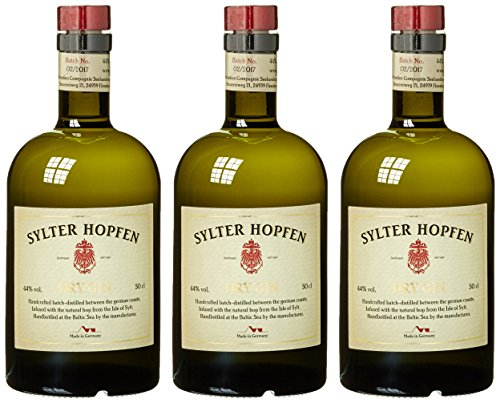 Westindien Compagnie Sylter Hopfen Dry Gin (3 x 0.5 l)