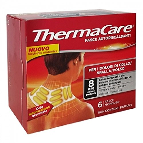 Thermacare COL/SPA/POLS 6FASC