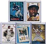 Hank Aaron Atlanta Braves Assorted Baseball...