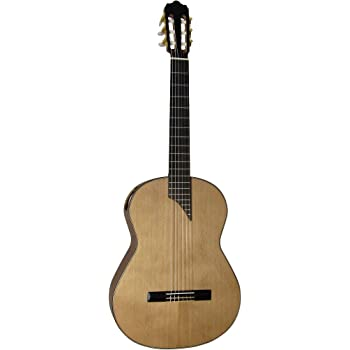 Guitarra Flamenca Alhambra 7FC (4/4): Amazon.es: Instrumentos ...