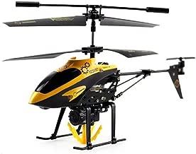 Woote Niños Helicóptero De Control Remoto Avión De Juguete De 3.5 Canales Mini Eléctrico RC Resistencia A La Caída De Los Regalos De Aeronaves De Aviación Imponible Modelo Quadcopter Navidad Regalo De