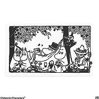 MOOMIN ムーミン レタープレスカード (B)ピクニック [MM081]