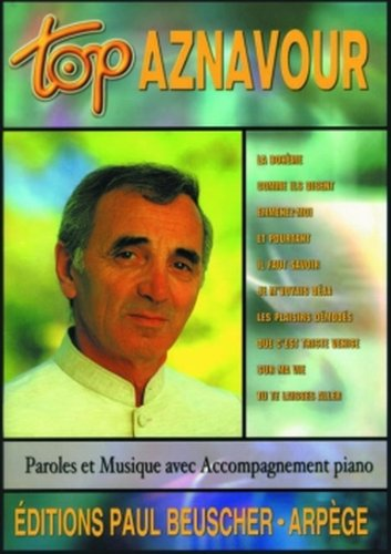 Partition : Top Aznavour