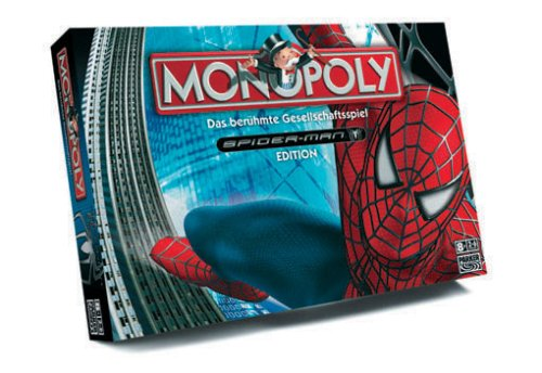 Hasbro - Parker - Monopoly Spider-Man 3