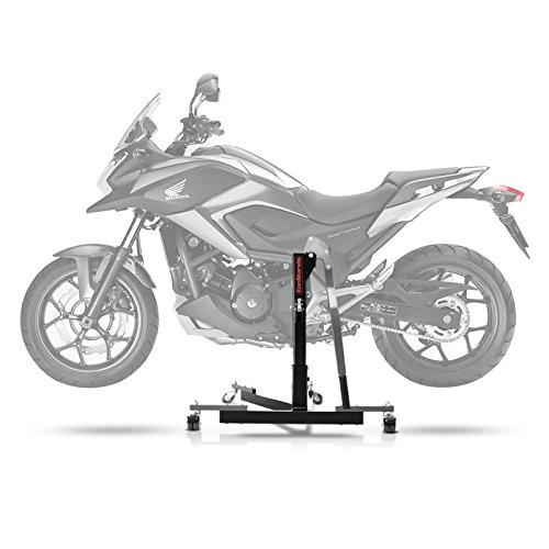 Bequille d'atelier Centrale ConStands Power Evo pour Honda NC 750 S/X 14-20 DCT Gris