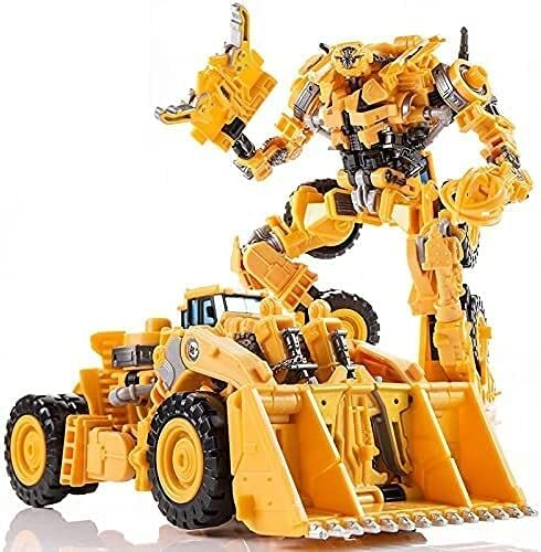 RSVPhandcrafted Transformers Toys price Time sale Deformation Robot Bulldozer