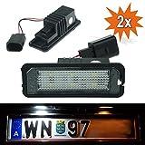 DoLED WPX LED Kennzeichenbeleuchtung mit E-Prüfzeichen...