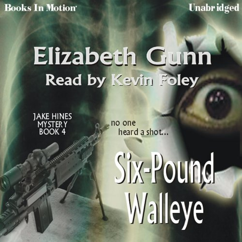 Six-Pound Walleye audiobook cover art