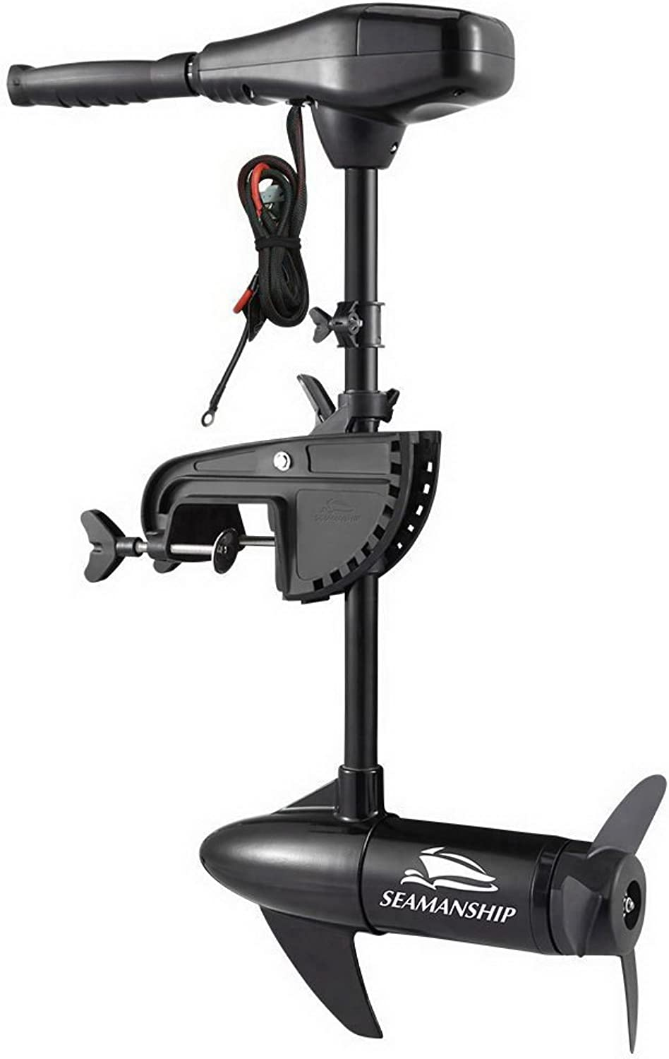 Seamanship 90LBS 8 Speeds Slectric Trolling Outboard Motor