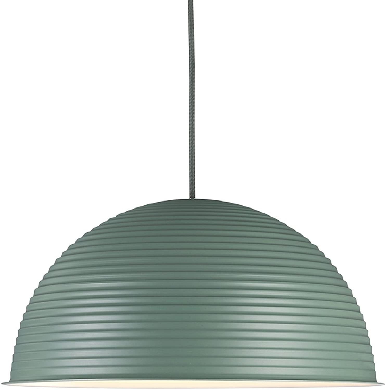 GUOQ Moderne Style Minimaliste Aluminium Lustre Minimaliste Design Couloir Lampe Suspensions Luminaires Décoration de Maison , Bar , Cuisine , salon , Restaurants, Café, Club Luminaire suspendu E27 Ampoule(gris)