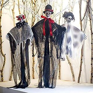 Ucradle 3 packs opknoping spoken Halloween partij decoratie